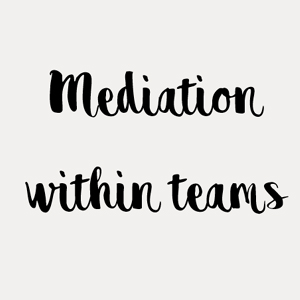 Mediation within teams